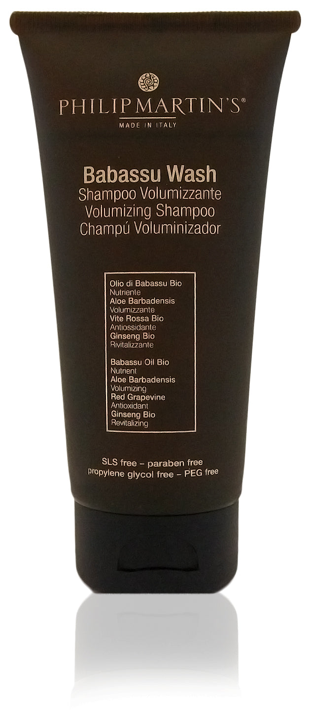 Philip martin's babassu wash shampoo 100ml