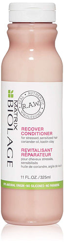 BIOLAGE R.A.W. Recover Conditioner for Stressed, Sensitized Hair 11 oz