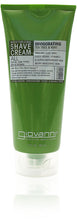 Giovanni shave cream tea tree & mint