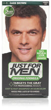 Just for men h-45 original formula dark brown (3 pack)