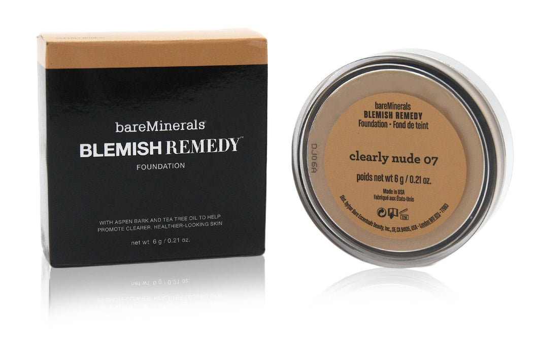 Bare Minerals Blemish Remedy - Clearly Nude 07