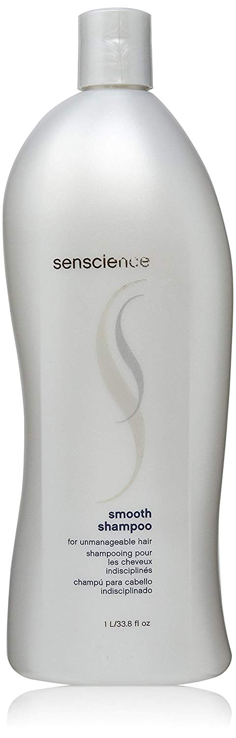 Senscience Smooth Shampoo for unmanageable hair 33.8OZ
