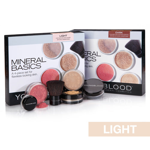 Youngblood Light Pro Foundation Kit