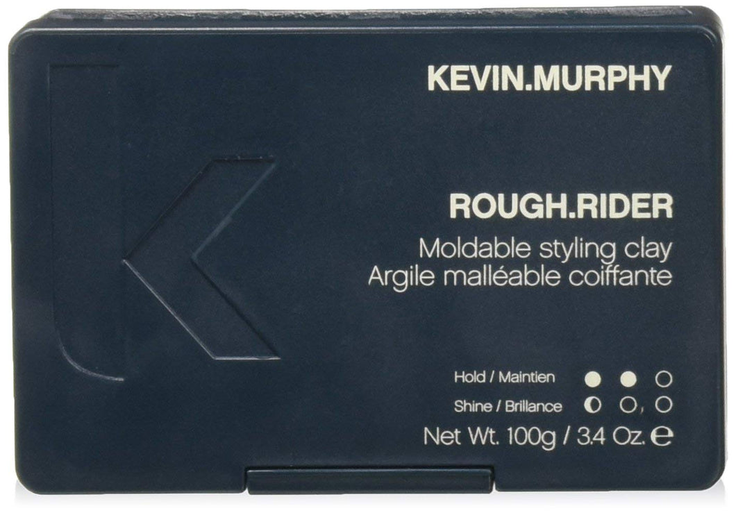 Kevin Murphy Rough Rider Moldable Styling Clay, 3.4 Ounce
