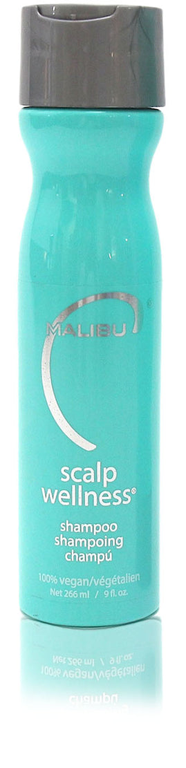 Malibu hair care scalp wellness shampoo, 9 oz