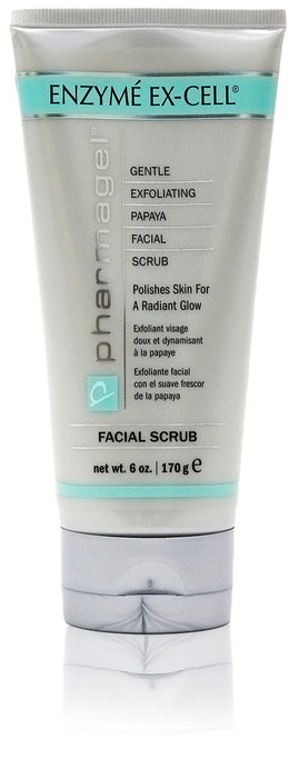 Pharmagel enzyme ex-cell gentle exfoliating scrub