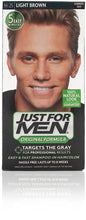 Just for men h-25 original formula light brown (3 pack)