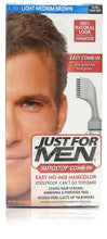 Just for men a-30 autostop comb-in light medium brown (3 pack)