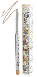 TheBalm - Mr. Write (Now) Eyeliner Pencil - Brian B. Beige NUDE
