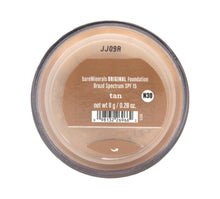 Bare Minerals Original Foundation Spf 15 - Tan 19