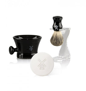 Van der hagen 4 piece luxury badger shave set