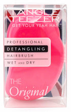 Tangle teezer - the original pink