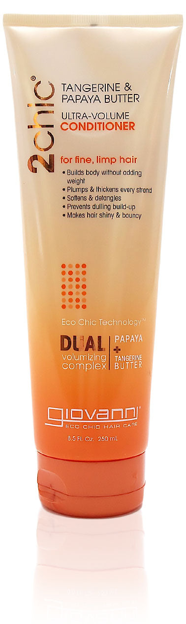 Giovanni 2chic conditioner papaya butter & tangerine