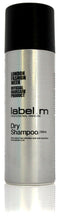 Label m dry shampoo 200ml