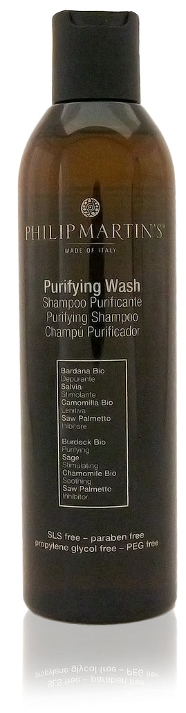 Philip martin's purifying wash shampoo 250ml