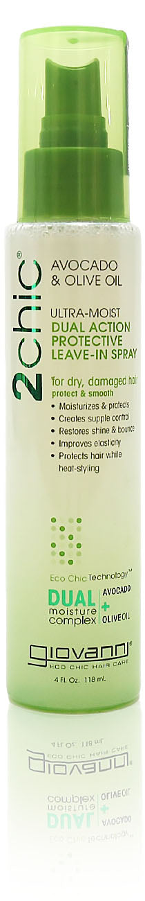Giovanni 2chic leave in spray avocado