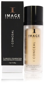 Image skincare conceal flawless foundation spf 30, porcelain, 1 ounce