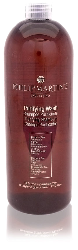 Philip martin's purifying wash shampoo 1000ml