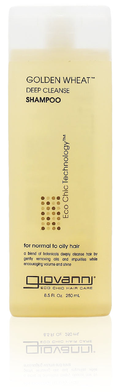 Giovanni shampoo golden wheat (pack of 3)