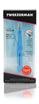 Tweezerman slant tweezer, blue jewel