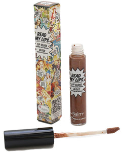 The Balm Read My Lips Lipgloss- Ka-bang!