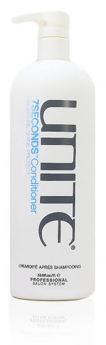 Unite 7 Seconds Conditioner Moisture Shine Protect 33.8oz