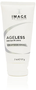 Image skin care ageless total eye lift creme professional 2 oz