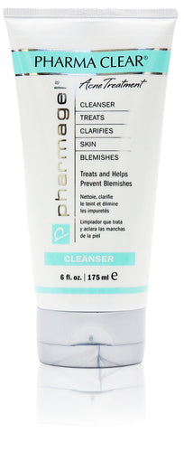 Pharmagel pharma clear anti-bacterial cleanser