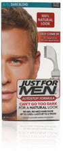 Just for men a-15 autostop comb-in dark blond (3 pack)