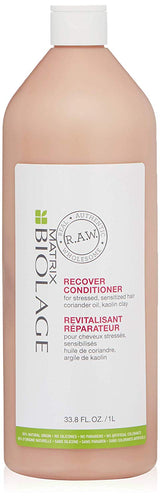 Matrix BIOLAGE R.A.W. Recover Conditioner for Sensitized Hair, 33.8oz
