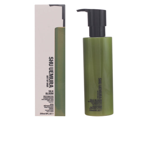 Shu Uemura Silk Bloom Restorative Conditioner Unisex, 8 Ounce