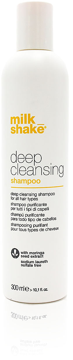 Milk shake shampoo 300ml deep cleansing