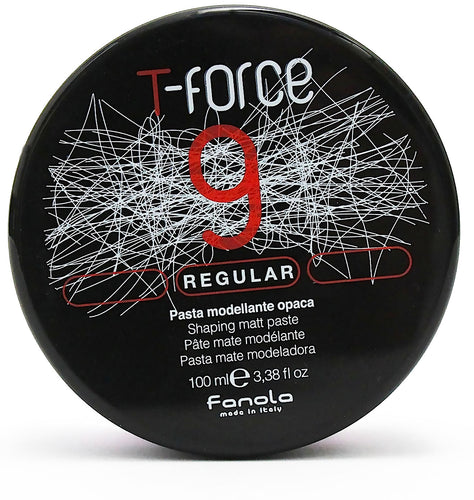 Fanola t- force g regular shaping matt paste 3.38 oz