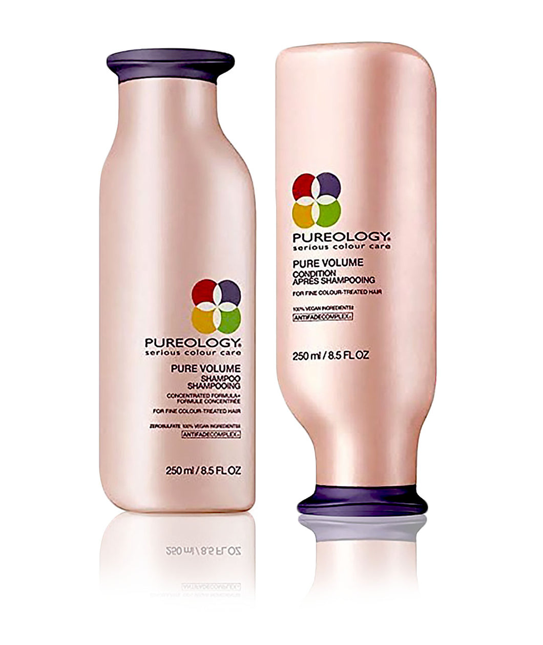 Pureology Pure Volume Shampoo and Conditioner Set 8.5oz