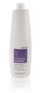 Lakme K.Therapy Sensitive Relaxing Shampoo 33.9 oz 1000 ml