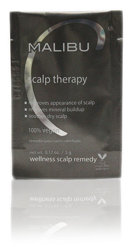 Malibu c: nourishing and protecting scalp therapy wellness hair remedy (box of 12)
