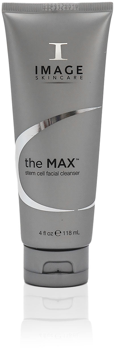 Stem cell facial cleanser