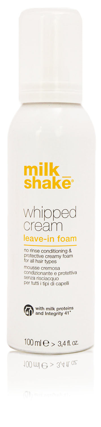 Milk shake cream 100ml conditioning whipped
