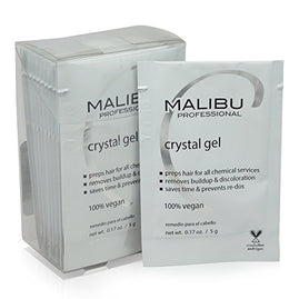 Malibu care crystal gel normalizer (box of 12) (5g packet)