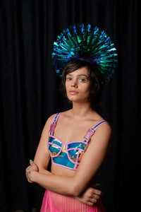 Ciara Monahan - Fold Away Galaxy Halo Headpiece