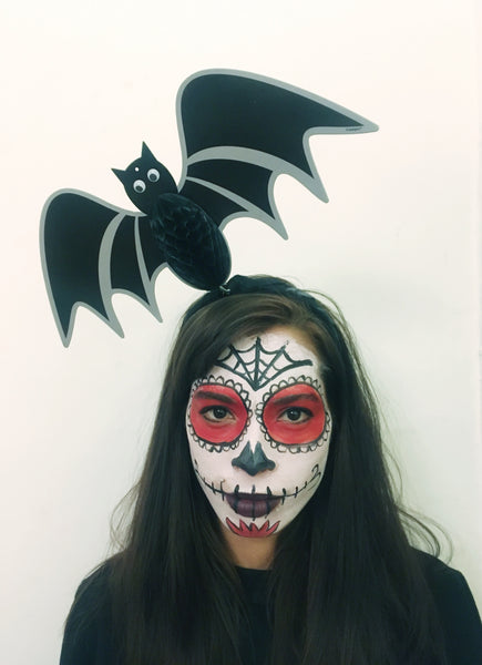 Halloween Bat Headpiece - Ciara Monahan