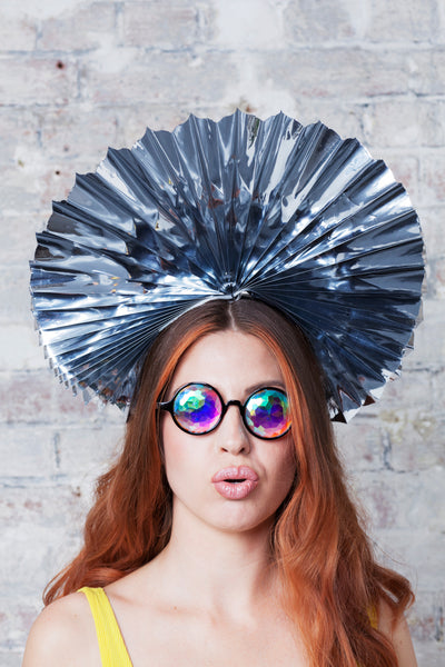 Alien Space Girl Headpiece - Ciara Monahan