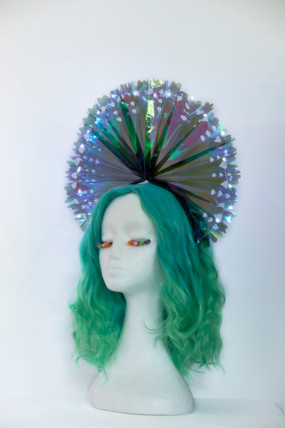 Ciara Monahan - Light Up Galaxy Halo Headpiece