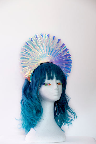 Ciara Monahan - Fold Away Nebula Halo Headpiece