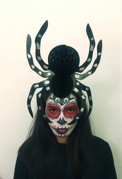 Halloween Giant Spider Headpiece - Ciara Monahan