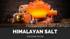 Himalayan Salt for Home Décor