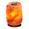 Natural Himalayan Salt Lamp Aromatherapy Diffuser By Evolution Salt