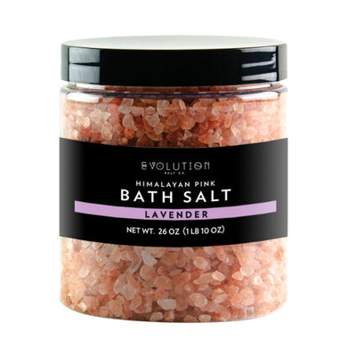 Natural Himalayan Bath Salt By Evolution Salt