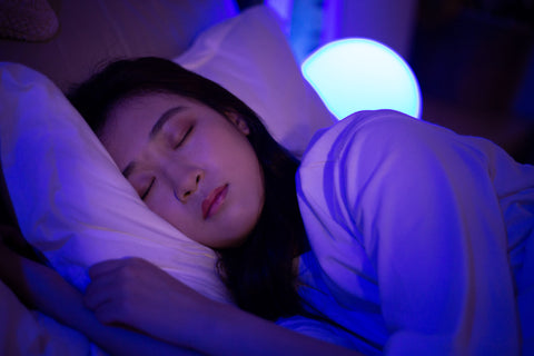 ELA Smart Lighting sleeping