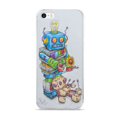 Hardwired - iPhone Case